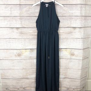 H&M | Halter Top Maxi Dress